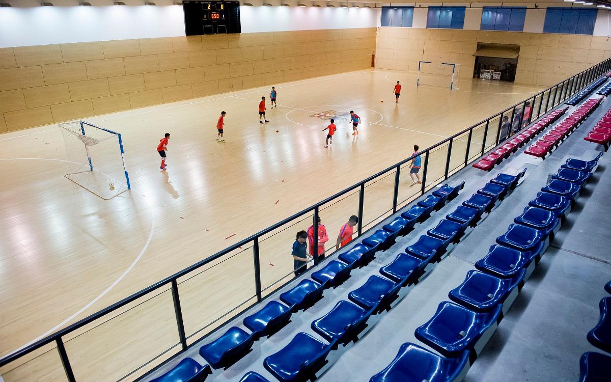 El Campionat d'Espanya de Clubs, a la Ciutat Esportiva
