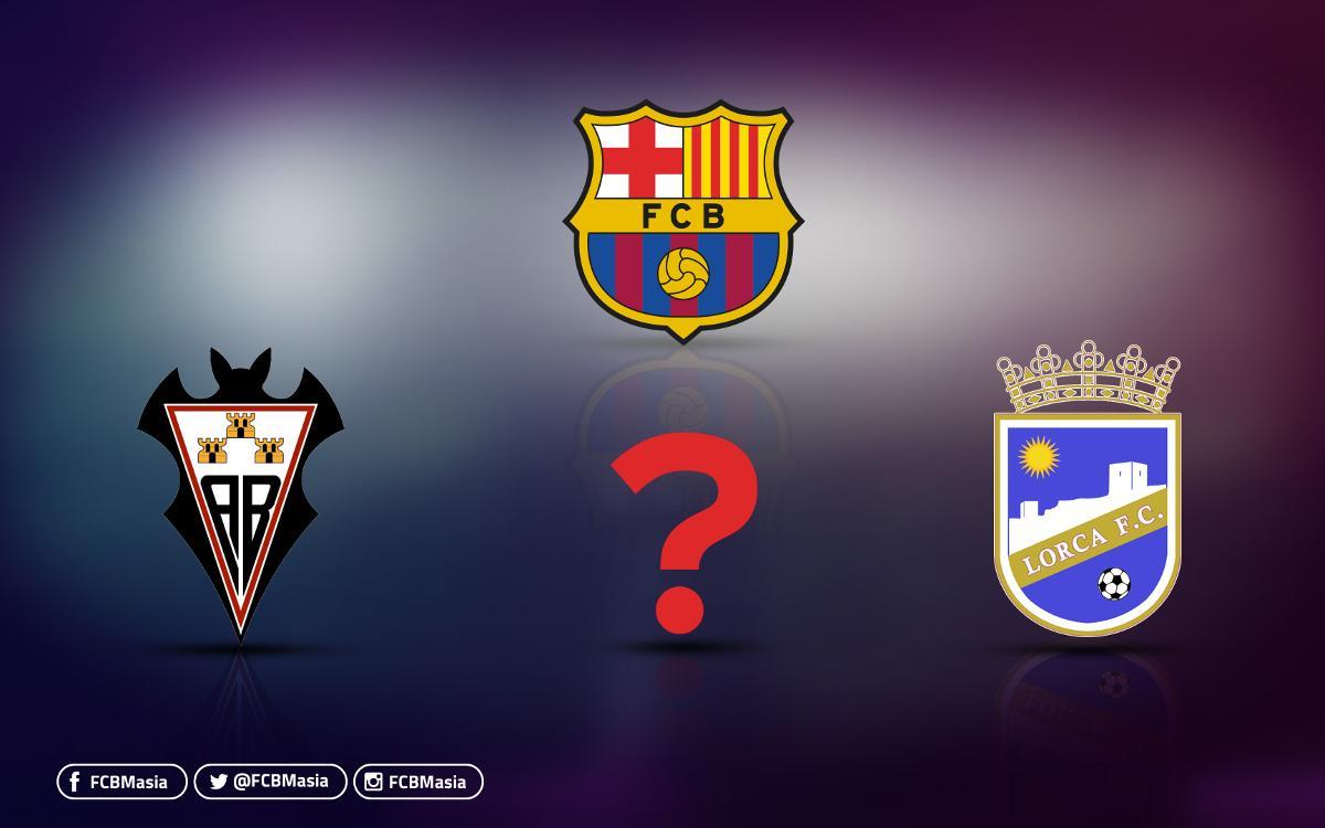 Lorca FC y Albacete Balompié, dos posibles rivales confirmados por el play-off