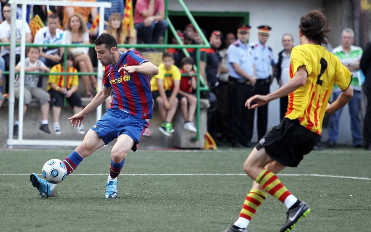 Entrevista a Benja, ex Barça B: