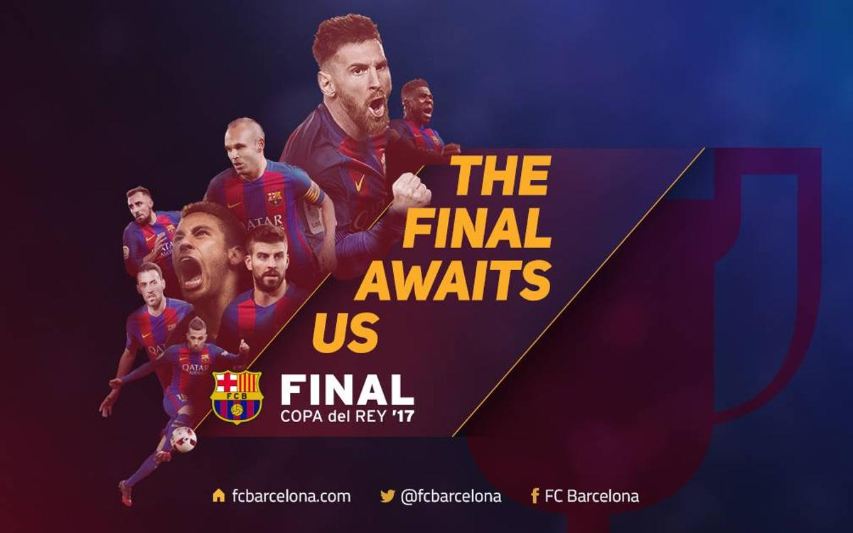 Copa del Rey Final promo video