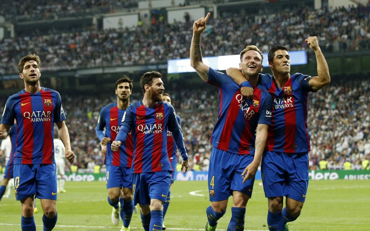 League highlights Real Madrid 2–3 FC Barcelona