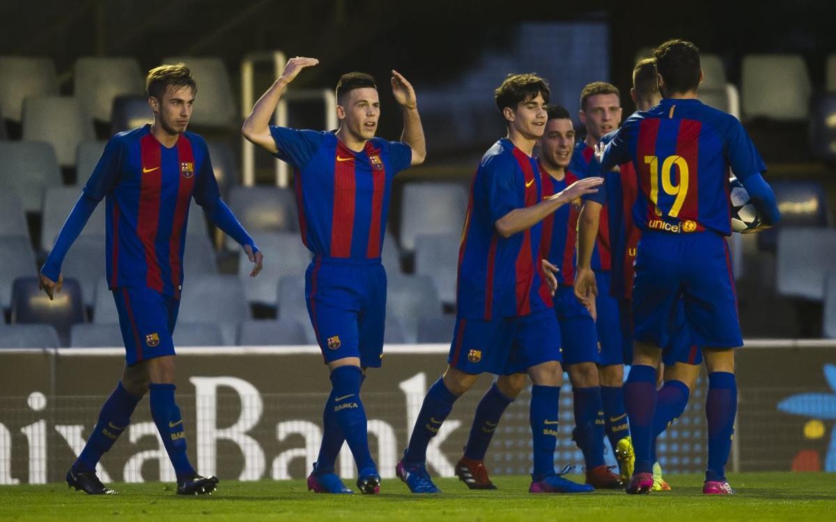 Màlaga CF – Juvenil A: Debut contra el vigent campió