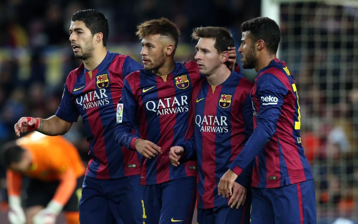 Les 10 curiositats dels Barça – Vila-real