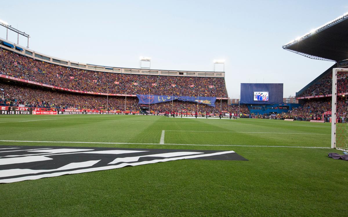 Període de reassignació d'entrades per a la final de Copa