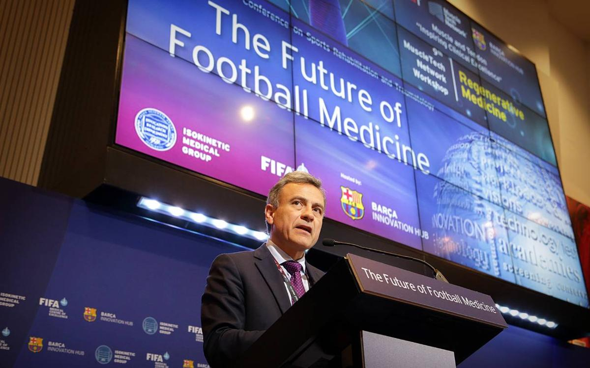 9th Muscletech Network inaugurated as part of most important football medicine congress