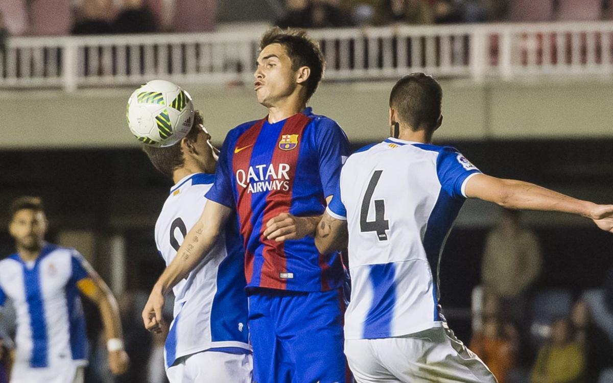 Espanyol B – Barça B: Un derbi sempre és un derbi