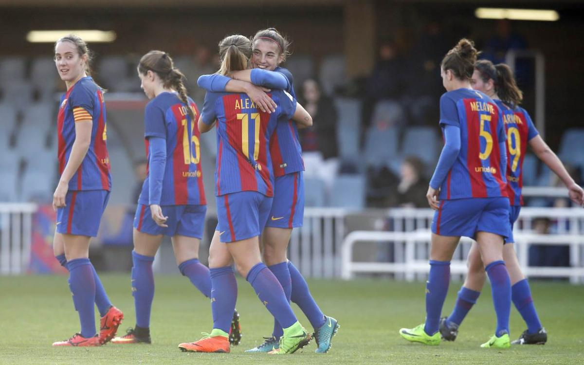 La Lliga femenina, en xifres