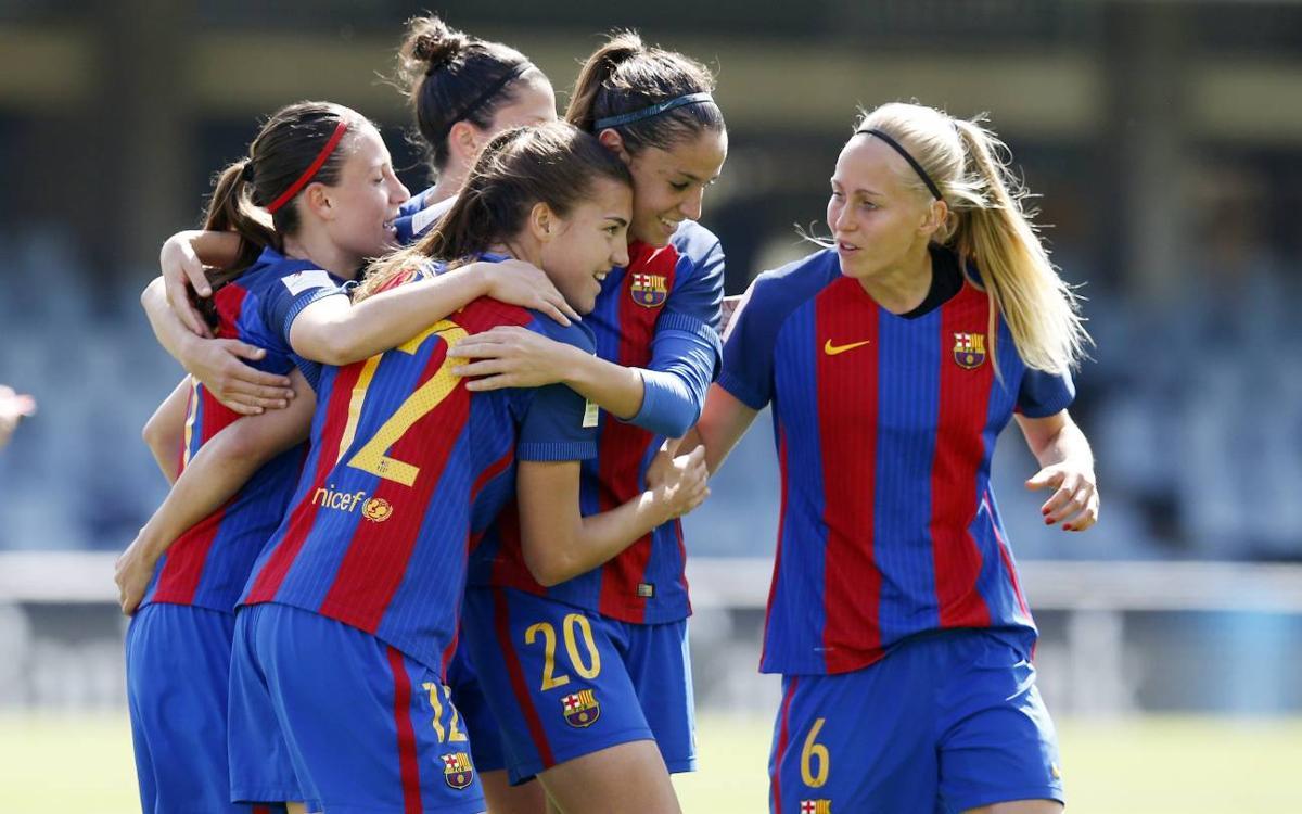 Totes les opcions del Barça Femení-Atlètic