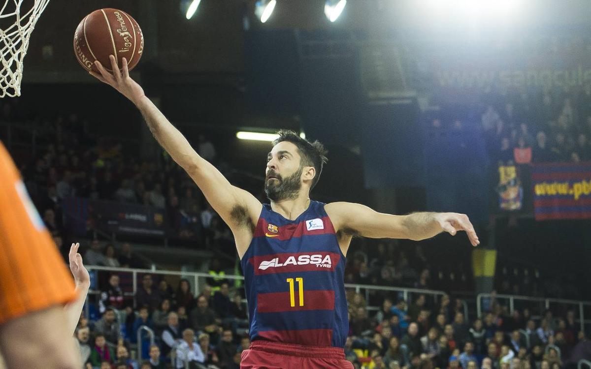 FC Barcelona Lassa 100-76 Obradoiro: Confidence booster