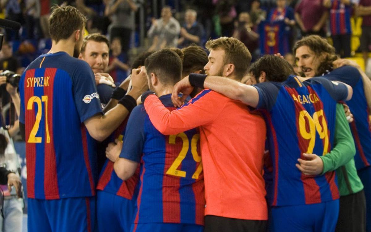 Barça Lassa: ocho días claves para la Liga