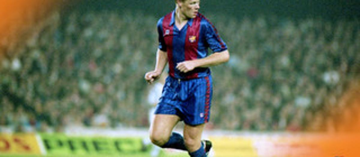 One of ours: Ronald Koeman