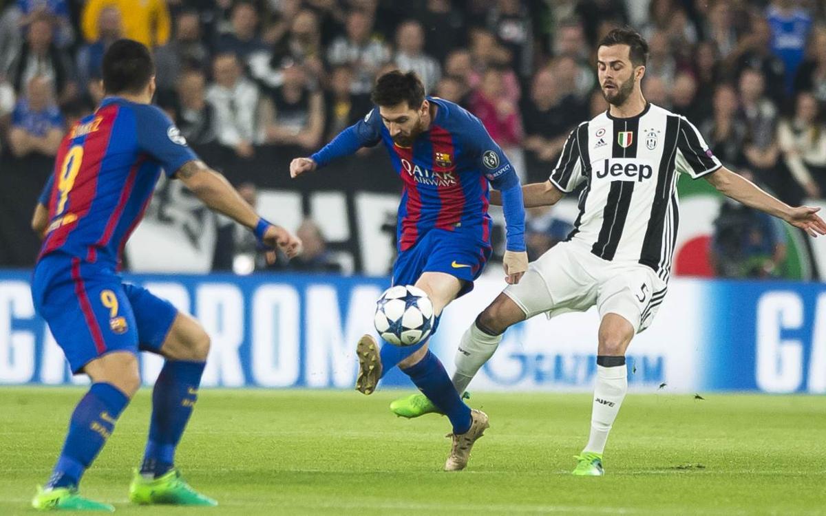 Tot el que has de saber del FC Barcelona – Juventus