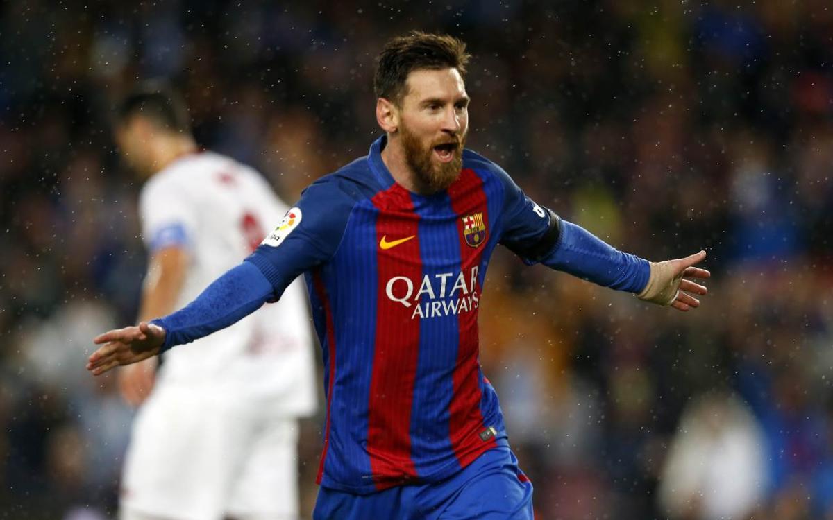 Vidéo - Les moments forts de FC Barcelone - Séville (3-0)