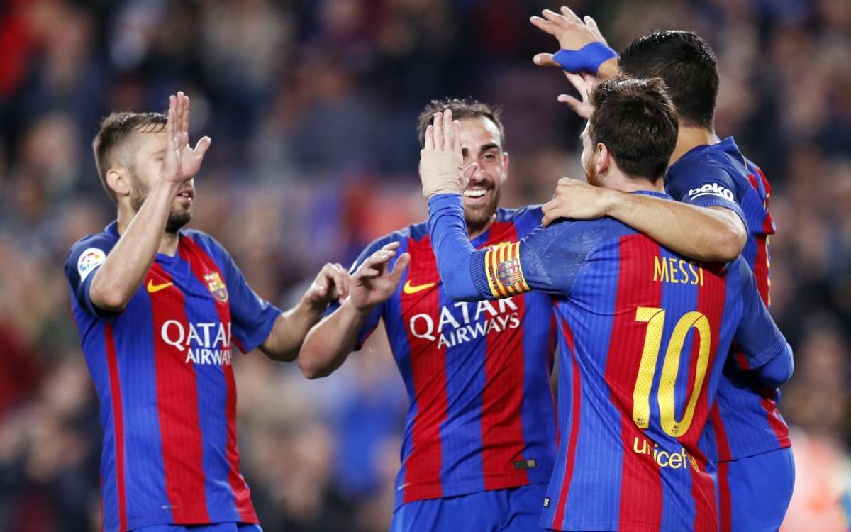 FCバルセロナ – レアルソシエダ : 望みを繋ぐ勝利 (3-2)