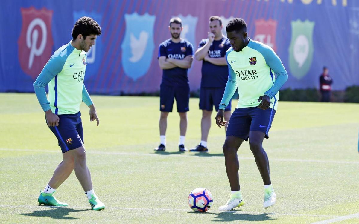 Convocation - La liste des joueurs appelés pour le Clasico Real Madrid - FC Barcelone