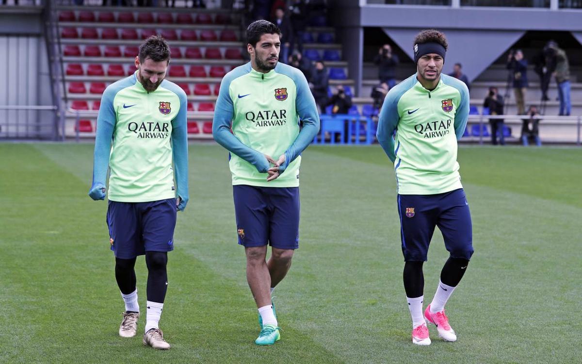 Vidéo - Le FC Barcelone est prêt pour le déplacement à Grenade