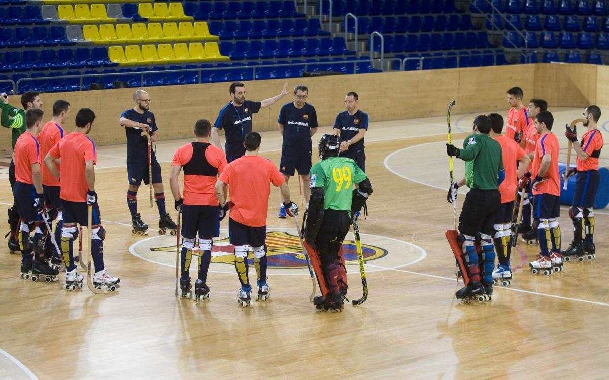 FC Barcelona Lassa – Enrile PAS Alcoy: Una oportunidad para aprovechar
