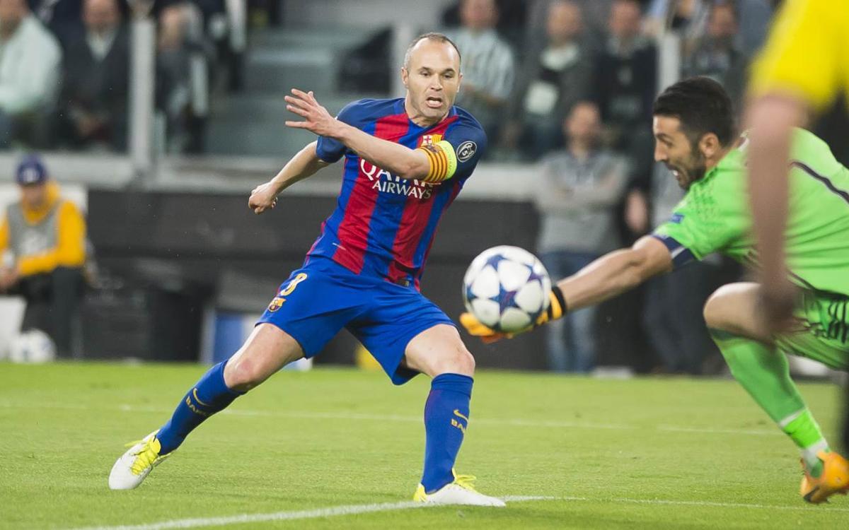 El resum del Juventus - Barça de Lliga de Campions