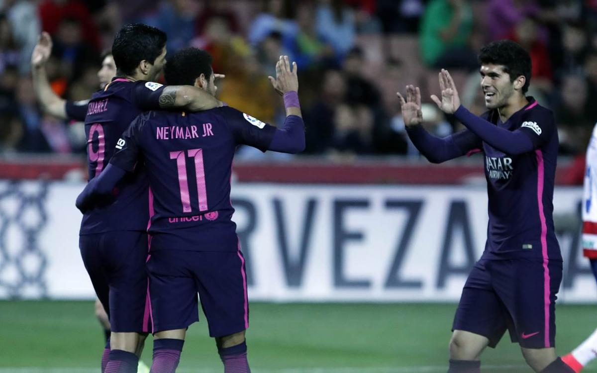 A 'dream come true' as Carles Aleñá makes LaLiga debut