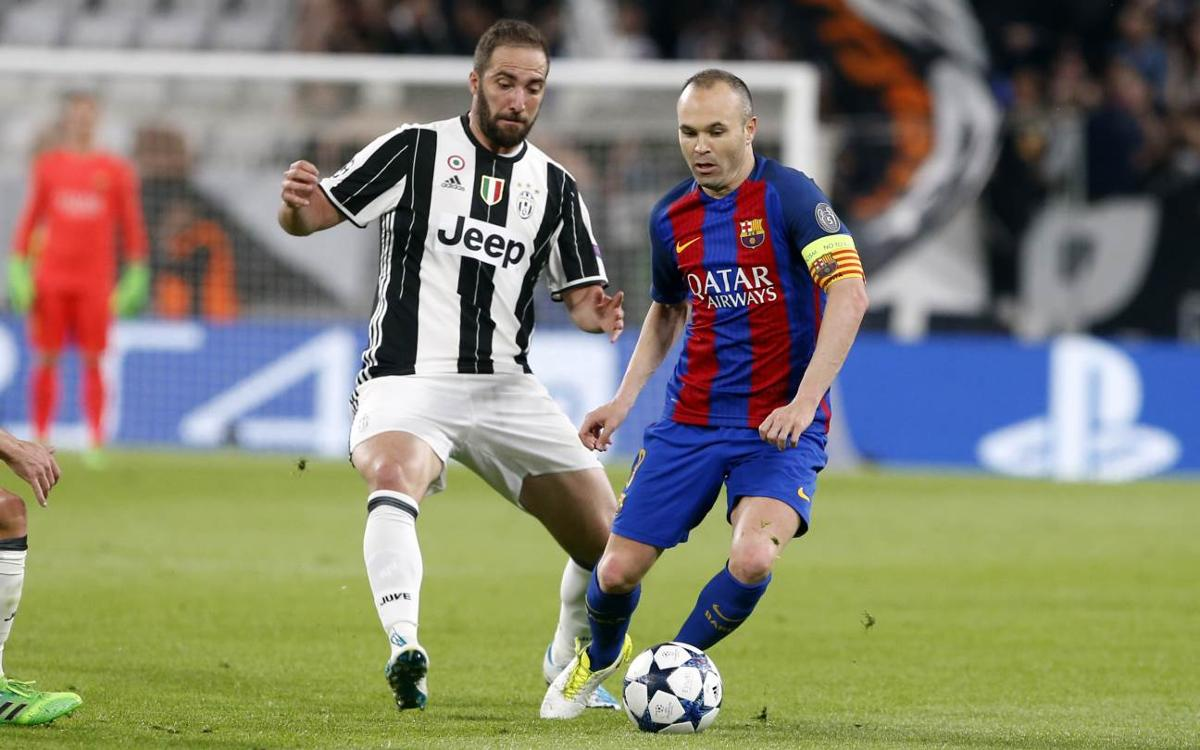'Uphill struggle' says Iniesta, but another comeback's not out of the question