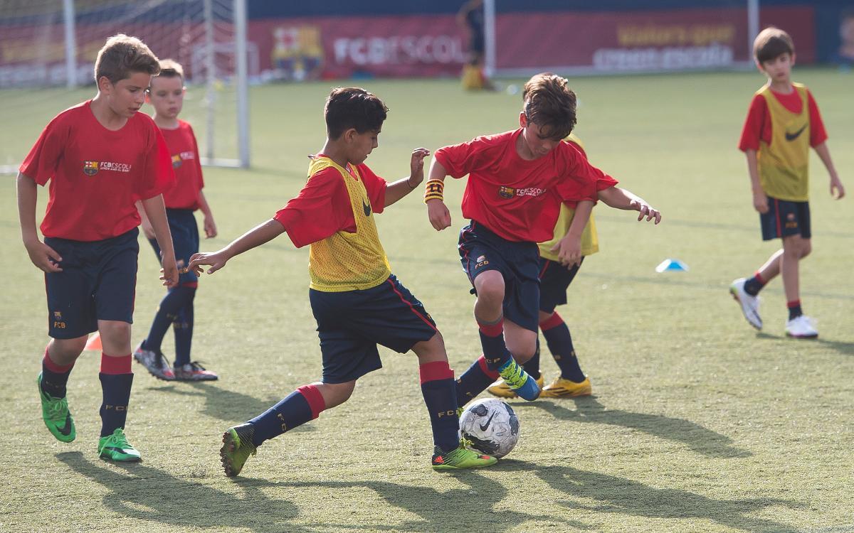 Registration open for 'Classes of Barça' from September