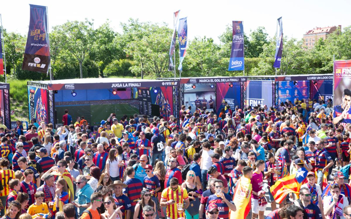 Draw required for Copa del Rey Final ticket allocation