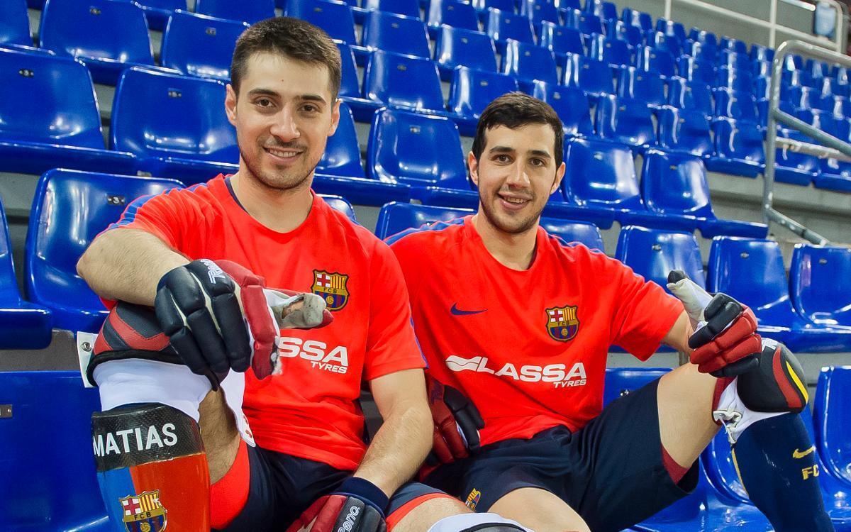Matias Pascual i Lucas Ordoñez, campions de la Copa de les Nacions amb l'Argentina