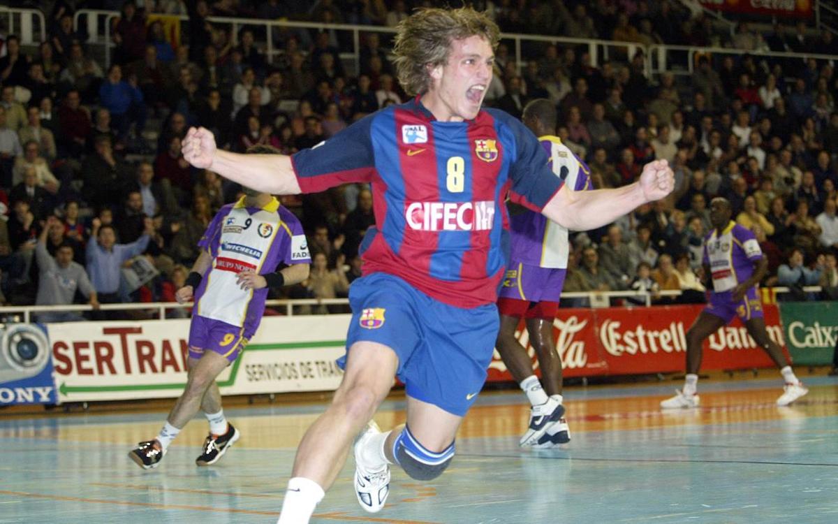 Dissabte, 800 partits en Lliga Asobal