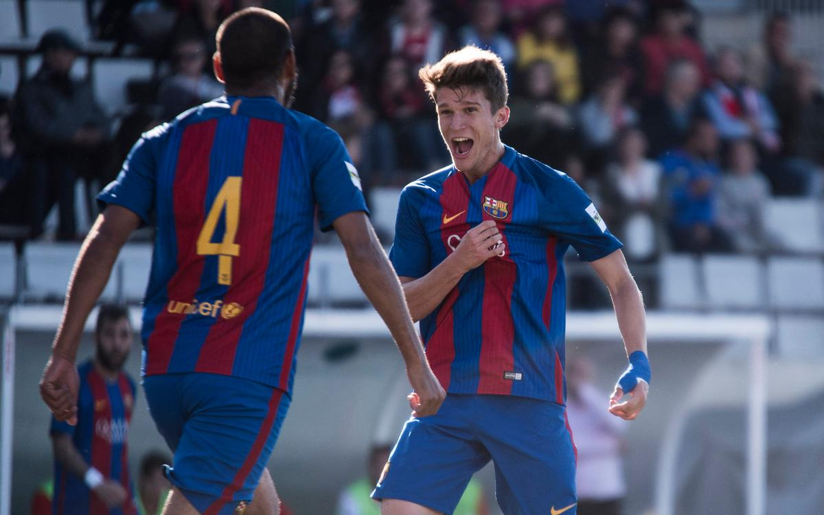 Match Report: L'Hospitalet v Barça B: One step from the league title (2-2)
