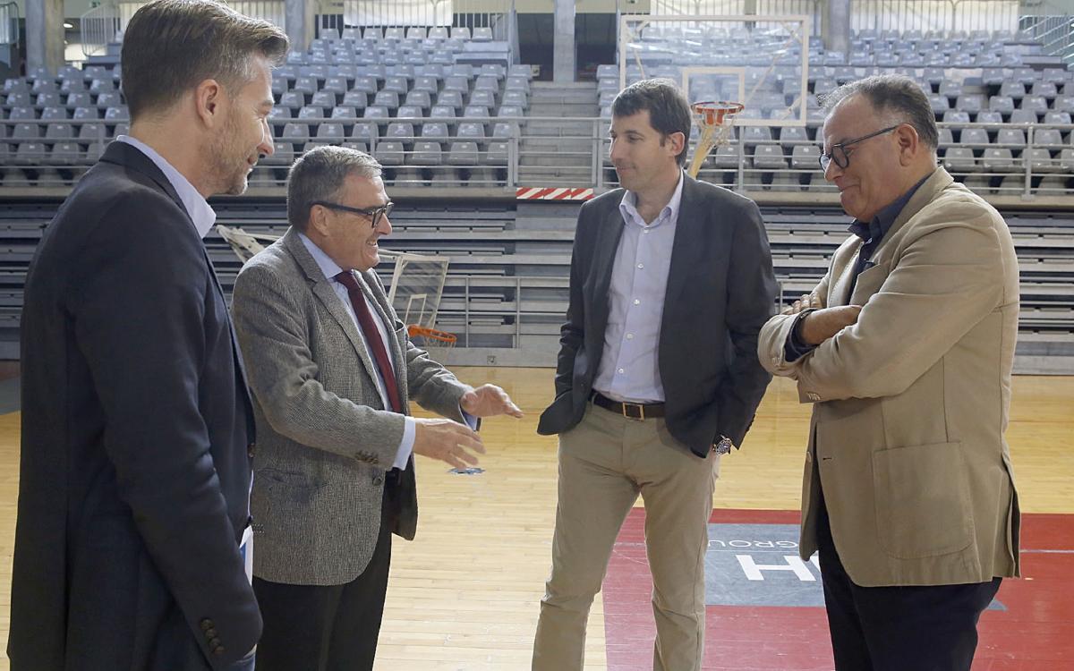 El CERS visita el pabellón Barris Nord de Lleida