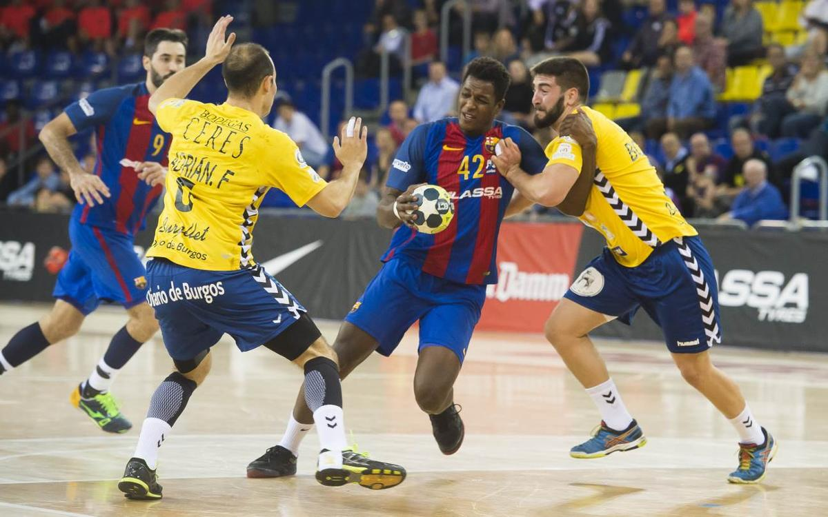 BM Villa de Aranda 23-39 FC Barcelona Lassa: And the wins keep coming
