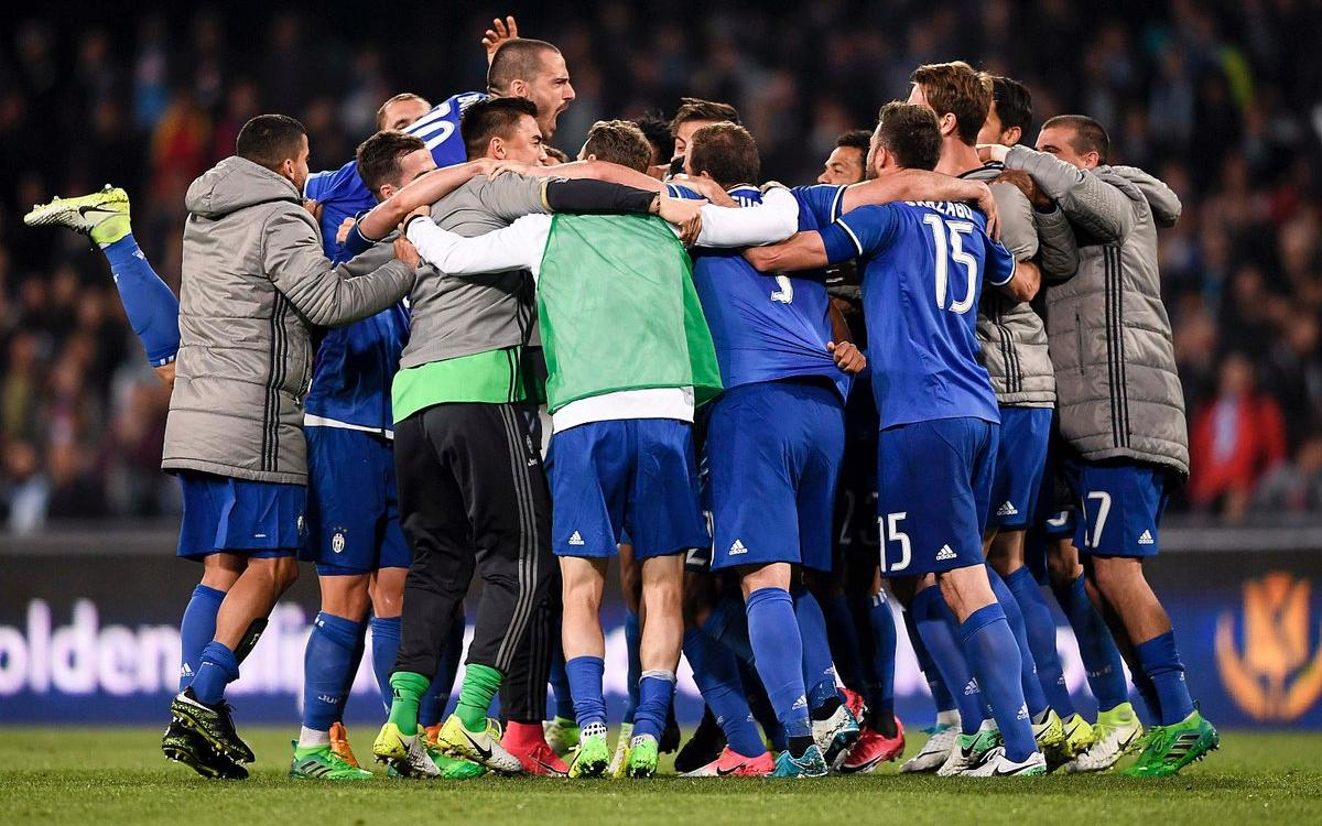 RIVAL WATCH: Juventus through to cup final, Málaga and Real Madrid win