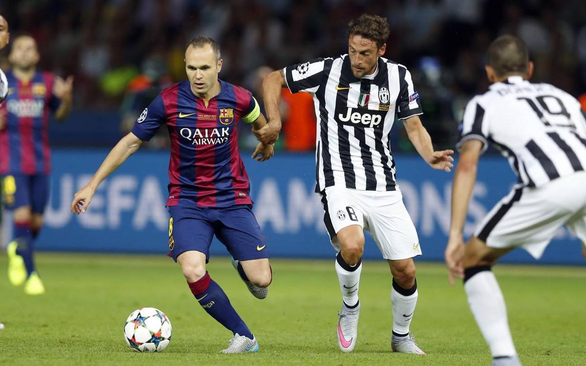 Todo lo que tienes que saber de la Juventus - FC Barcelona
