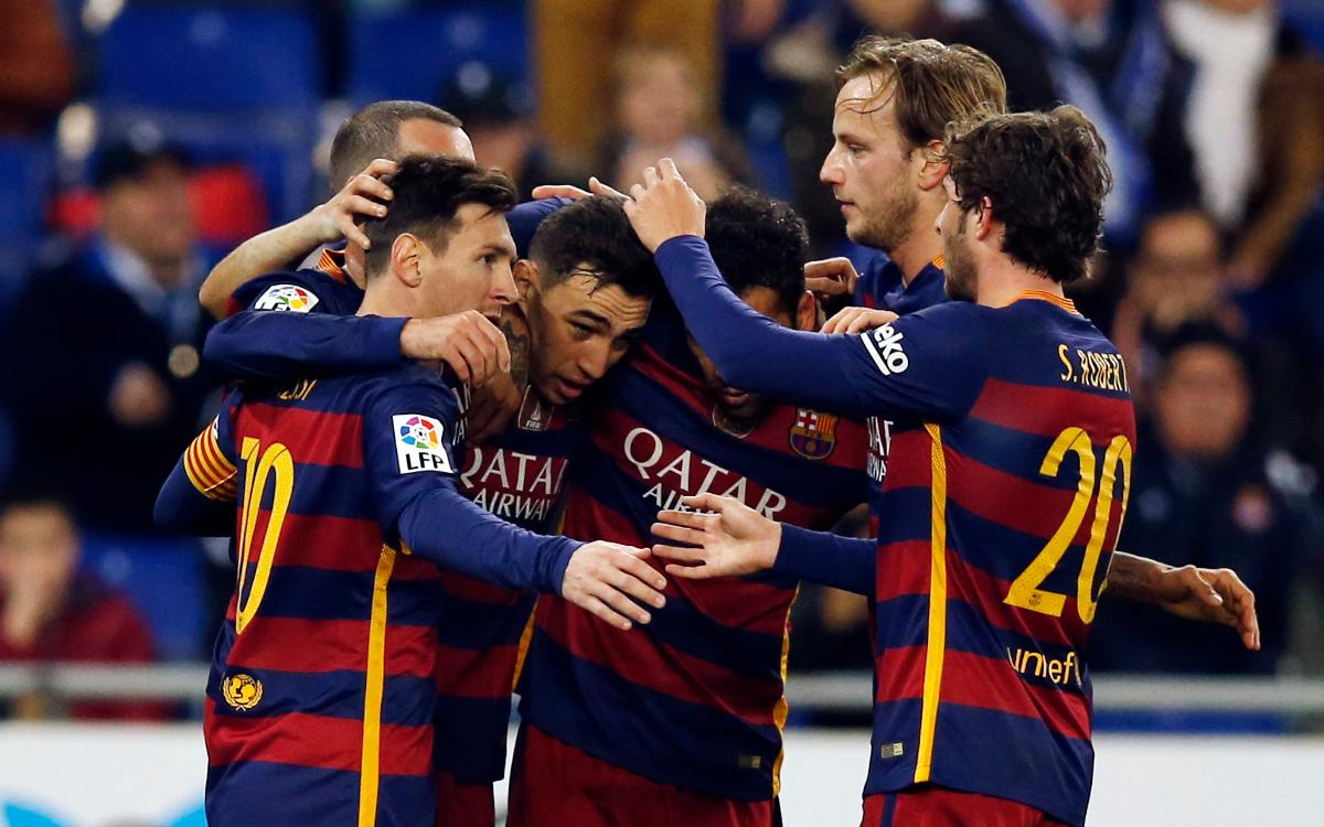 Els deu apunts del derbi davant l'Espanyol
