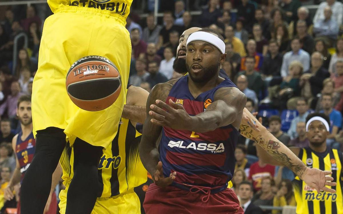 FC Barcelona Lassa v Fenerbahçe: Close encounter ends in defeat (72-73)