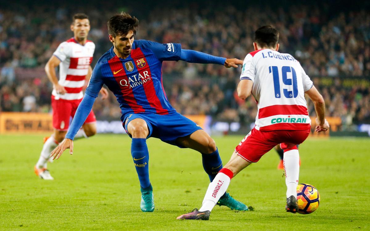 Los 10 datos más curiosos del Granada-Barça