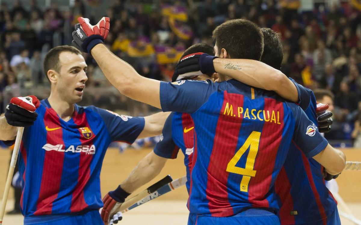 El Barça Lassa presenta candidatura per organitzar la Final Four