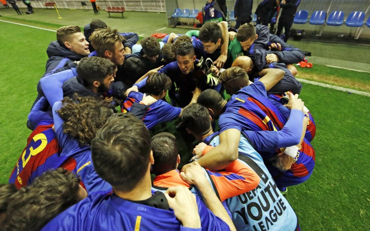 Juvenil A – RB Salzburg: La semifinal soñada todo el año