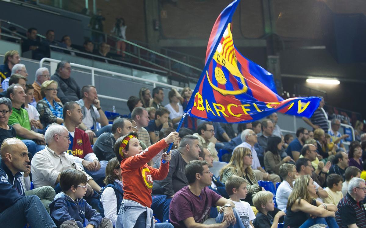 Barça-Kiel: Entradas gratuitas para socios