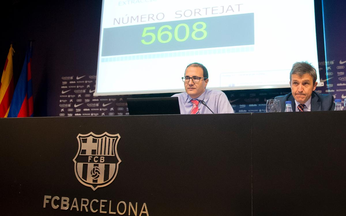 Applications from number 5,608 until 3,516 have Copa del Rey final tickets
