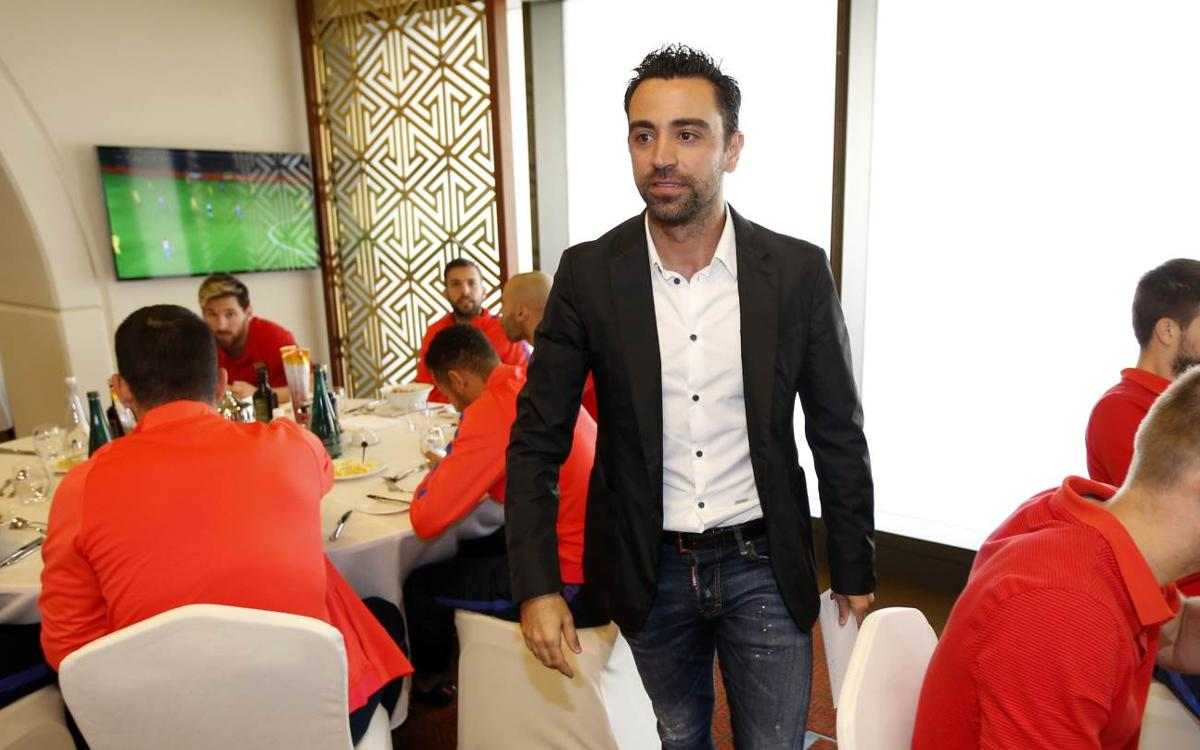 Xavi Hernández: El Clásico will be a key game