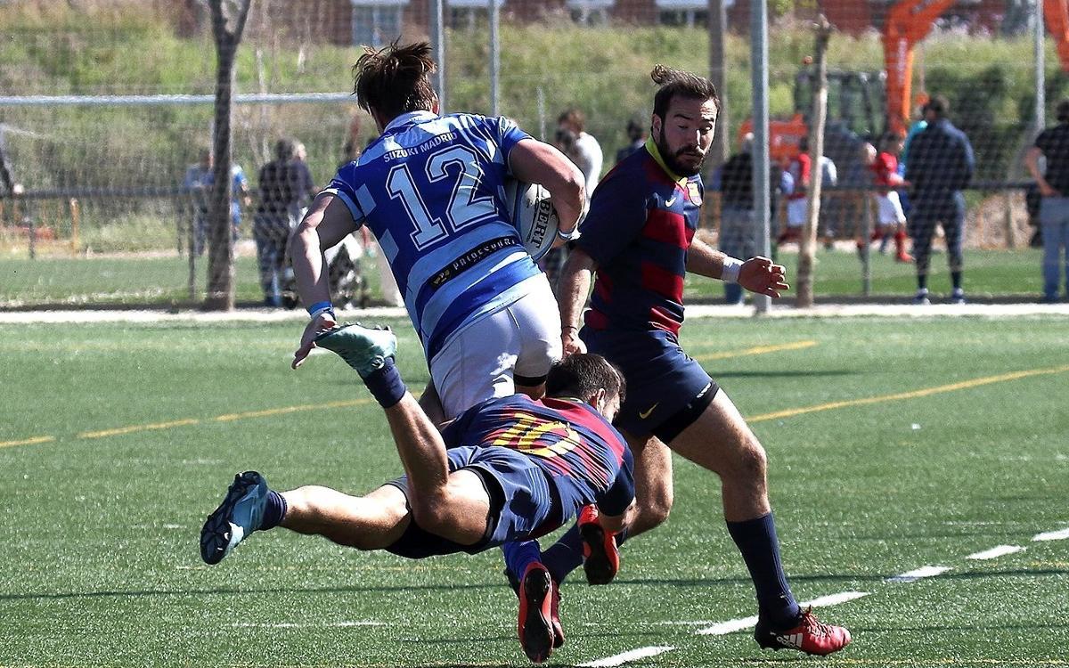 Victoria contra Complutense Cisneros y paso de gigante hacia la permanencia (41-26)