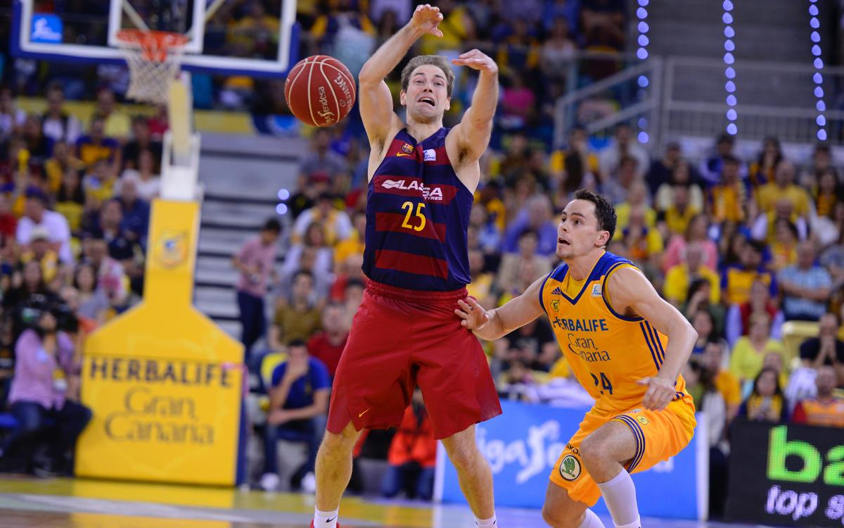 Herbalife Gran Canària 95-82 FC Barcelona Lassa: Price paid for slow start