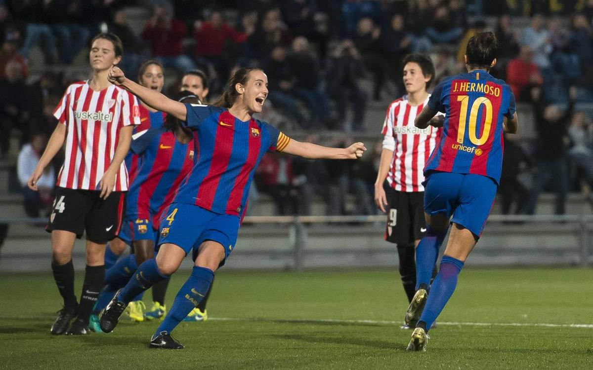 Athletic Club - FC Barcelona Femenino (previa): La Liga pasa por Lezama