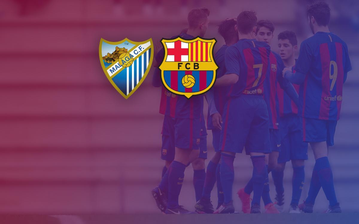El Málaga CF, rival en la Copa de Campeones
