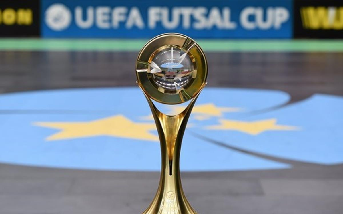La liga española tendrá dos representantes en la UEFA Futsal Cup