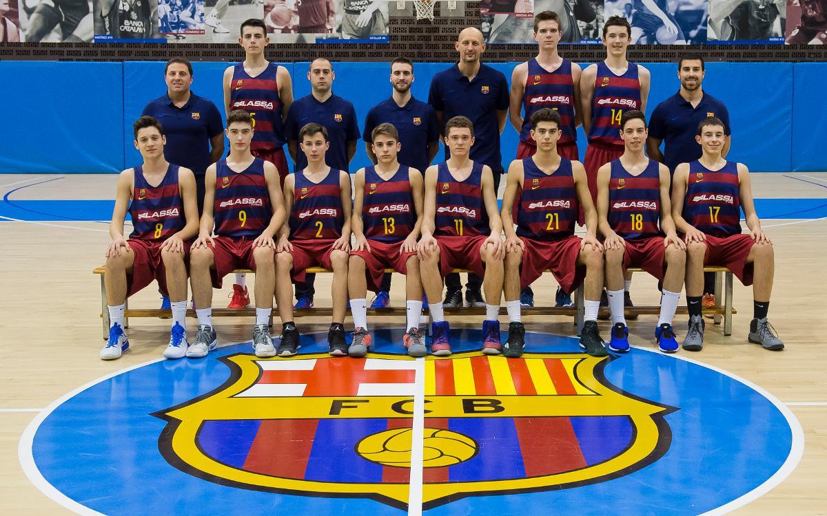 Cap de setmana de tornejos per al bàsquet formatiu