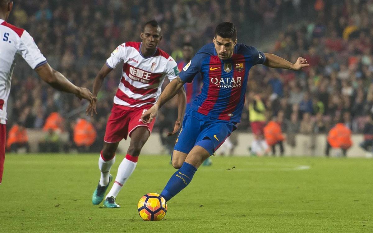 マッチプレビュー:グラナダCF—FCバルセロナ