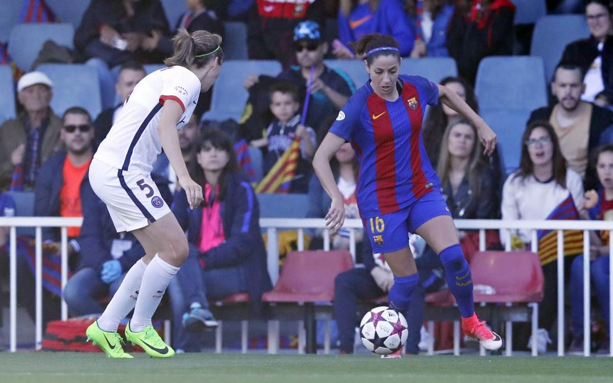 FC Barcelona - PSG: Eficacia francesa que aleja el sueño (1-3)