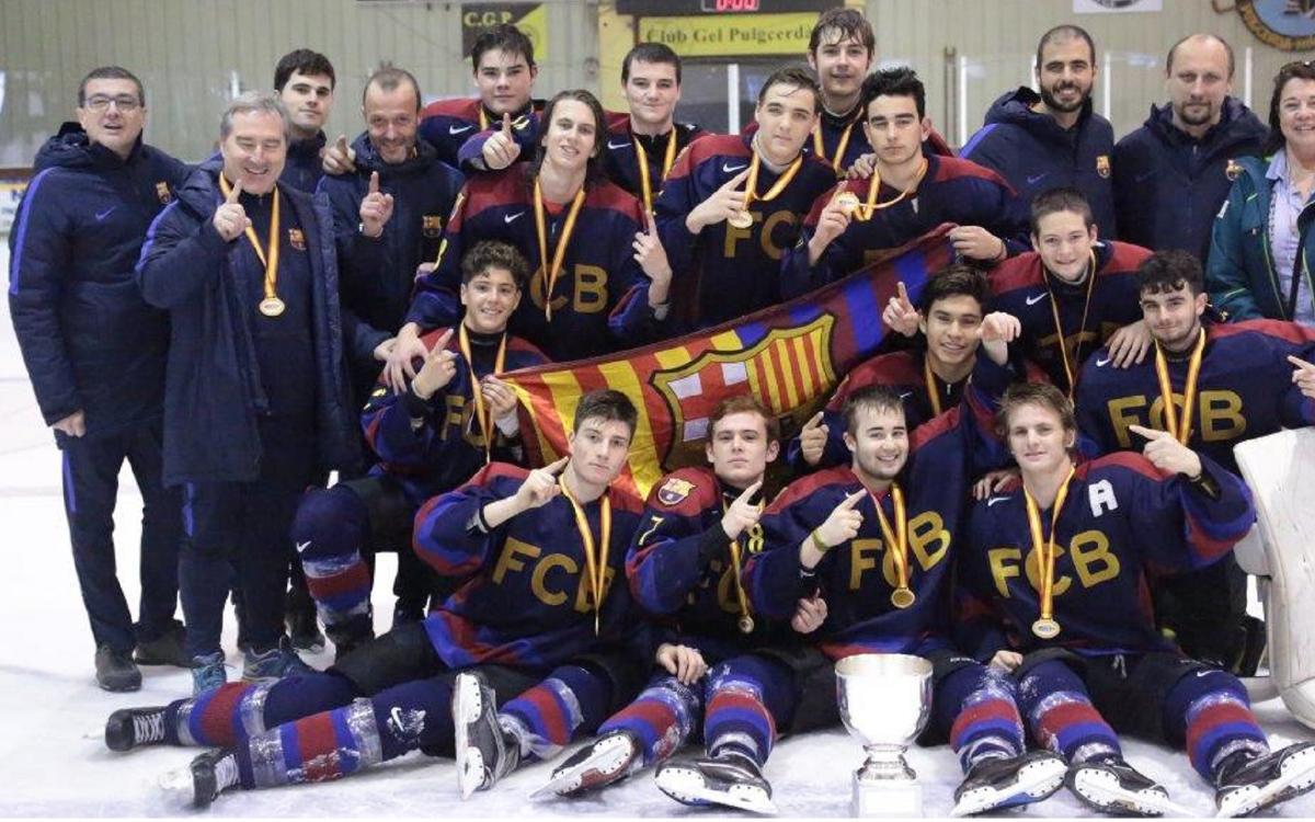 El equipo Junior, ¡campeón de la Copa!